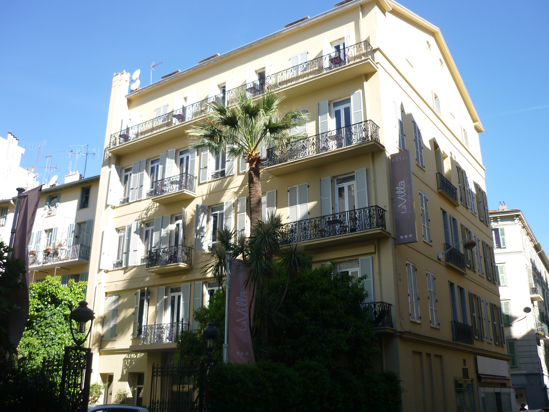 HOTEL LA VILLA 1