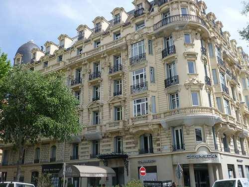HOTEL LA VILLA 4
