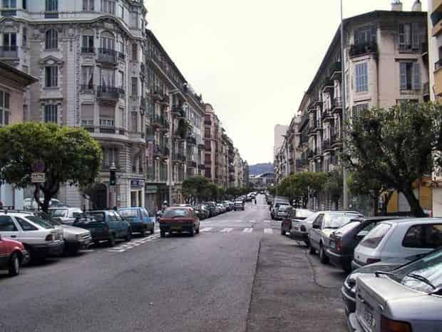Boulevard raimbaldi
