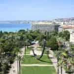 Jardin Albert 1er, Nice