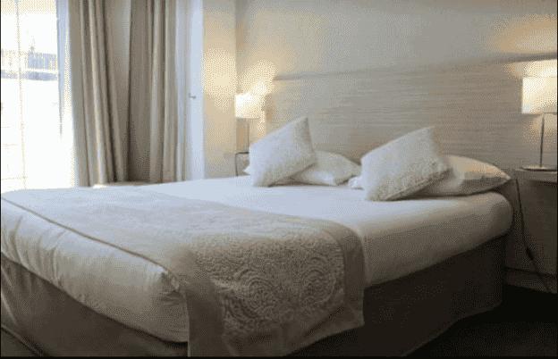 HOTEL LAUSANNE CHAMBRE