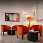 HOTEL LAUSANNE SALON