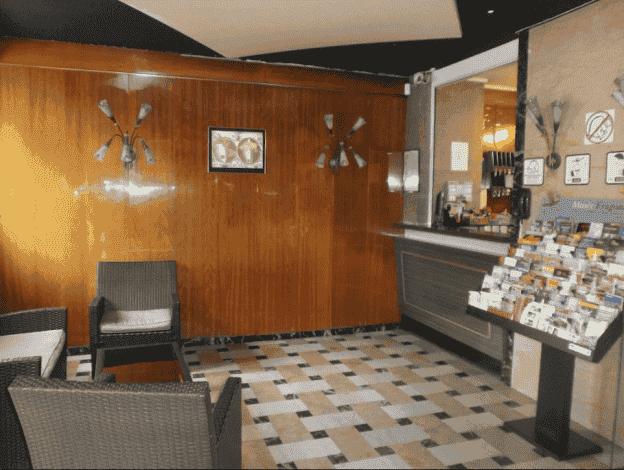 HOTEL MAGNAN ACCUEIL 1