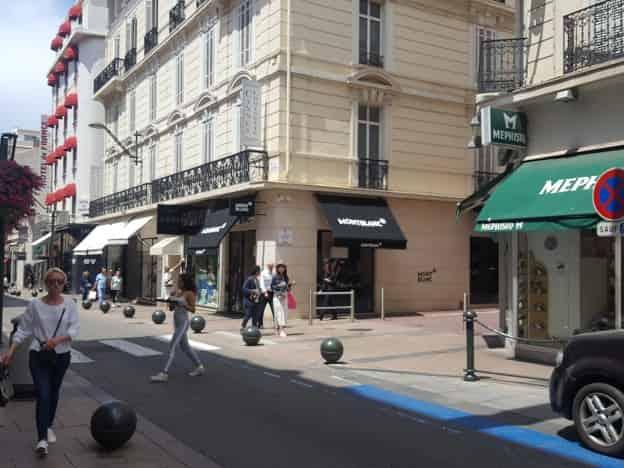 ACHAT DROIT AU BAIL RUE D'ANTIBES CANNES – CL4243