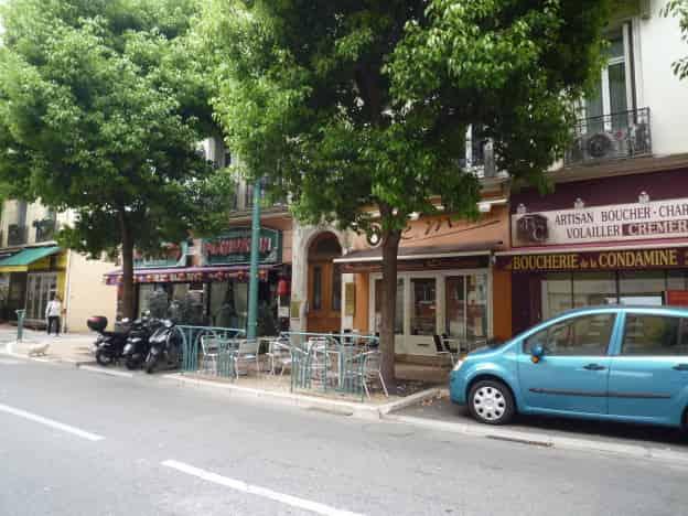 ACHAT MAGASIN D'ANGLE CENTRE VILLE MENTON – CL4105