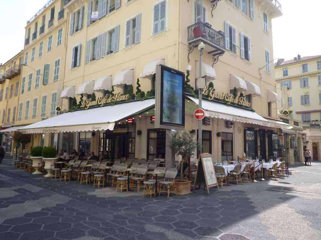 LE GRAND CAFE DE FRANCE
