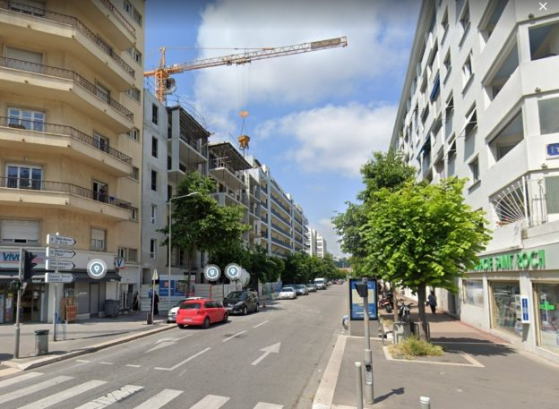 LOCATION PURE QUARTIER ST ROCH NICE – FS4409