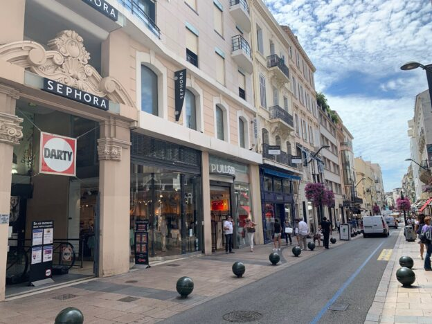 LOCATION PURE RUE D'ANTIBES CANNES – CL4551